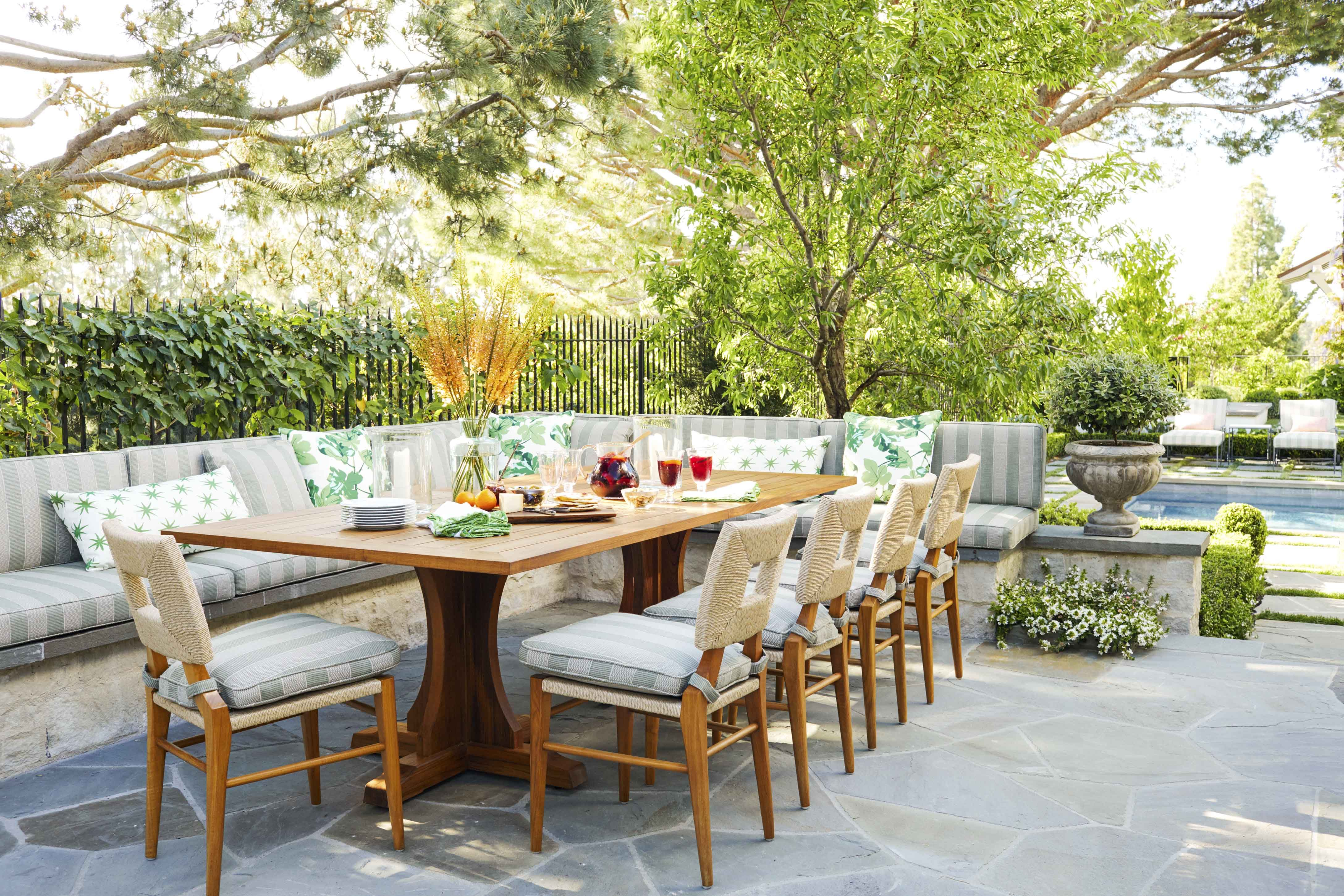 30 beautiful outdoor seating ideas