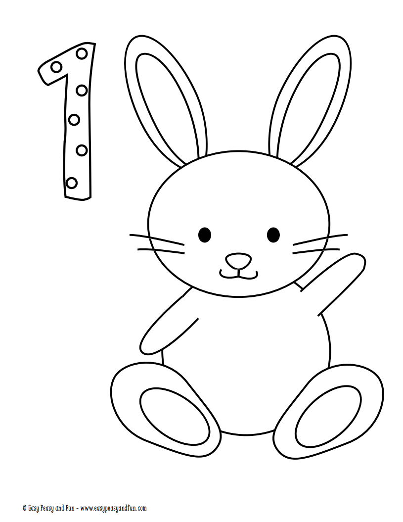 20 Best Easter Coloring Pages For Kids Easter Crafts For Children