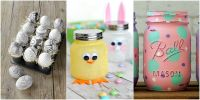 45 Easy Easter Crafts - Ideas for Easter DIY Decorations ...