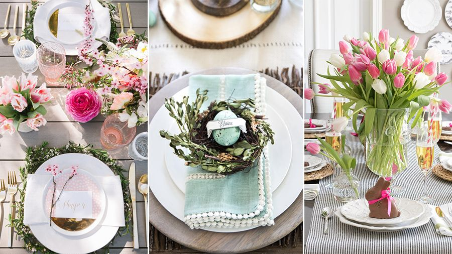 40 beautiful easter table decorations and centerpieces