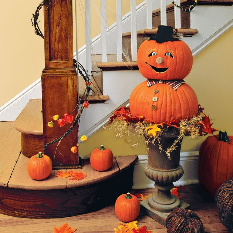 Easy Fall And Halloween Decor