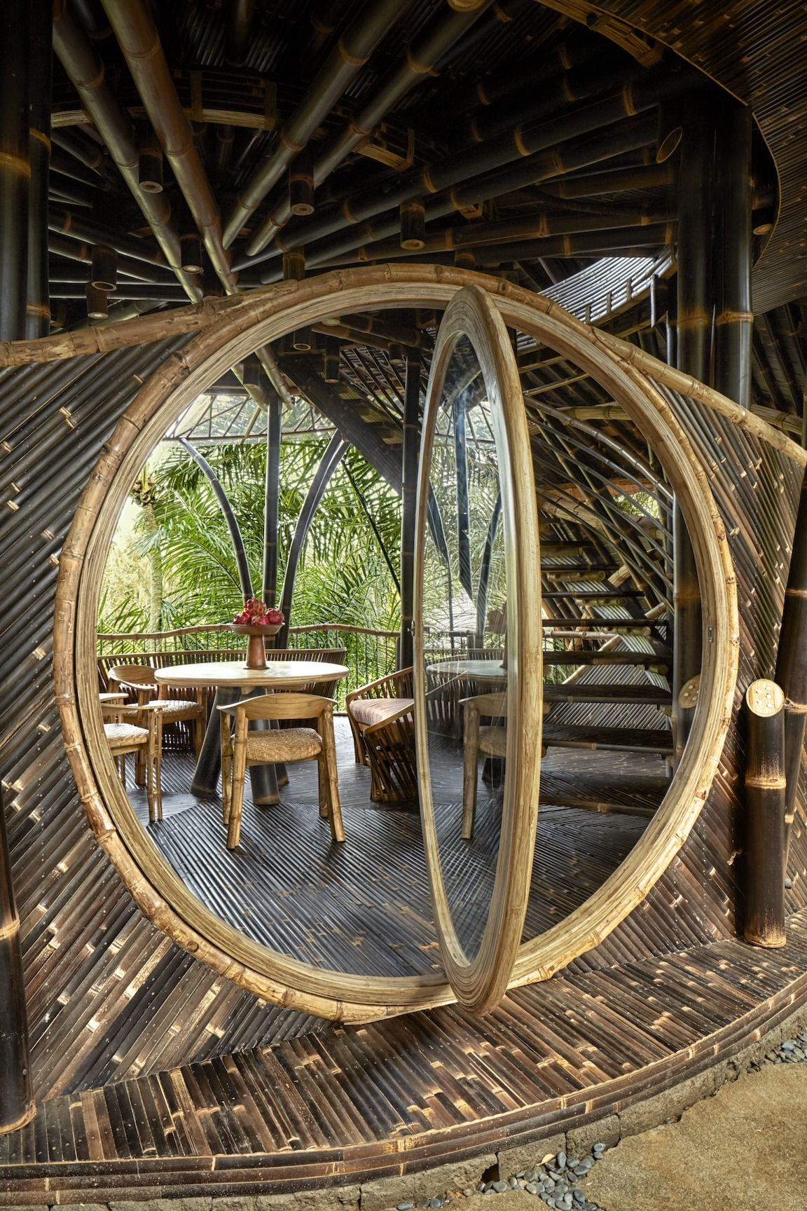 Tour this Fantastical Bamboo Villa in the Heart of the