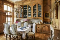 French Country Style Interiors - Rooms with French Country ...
