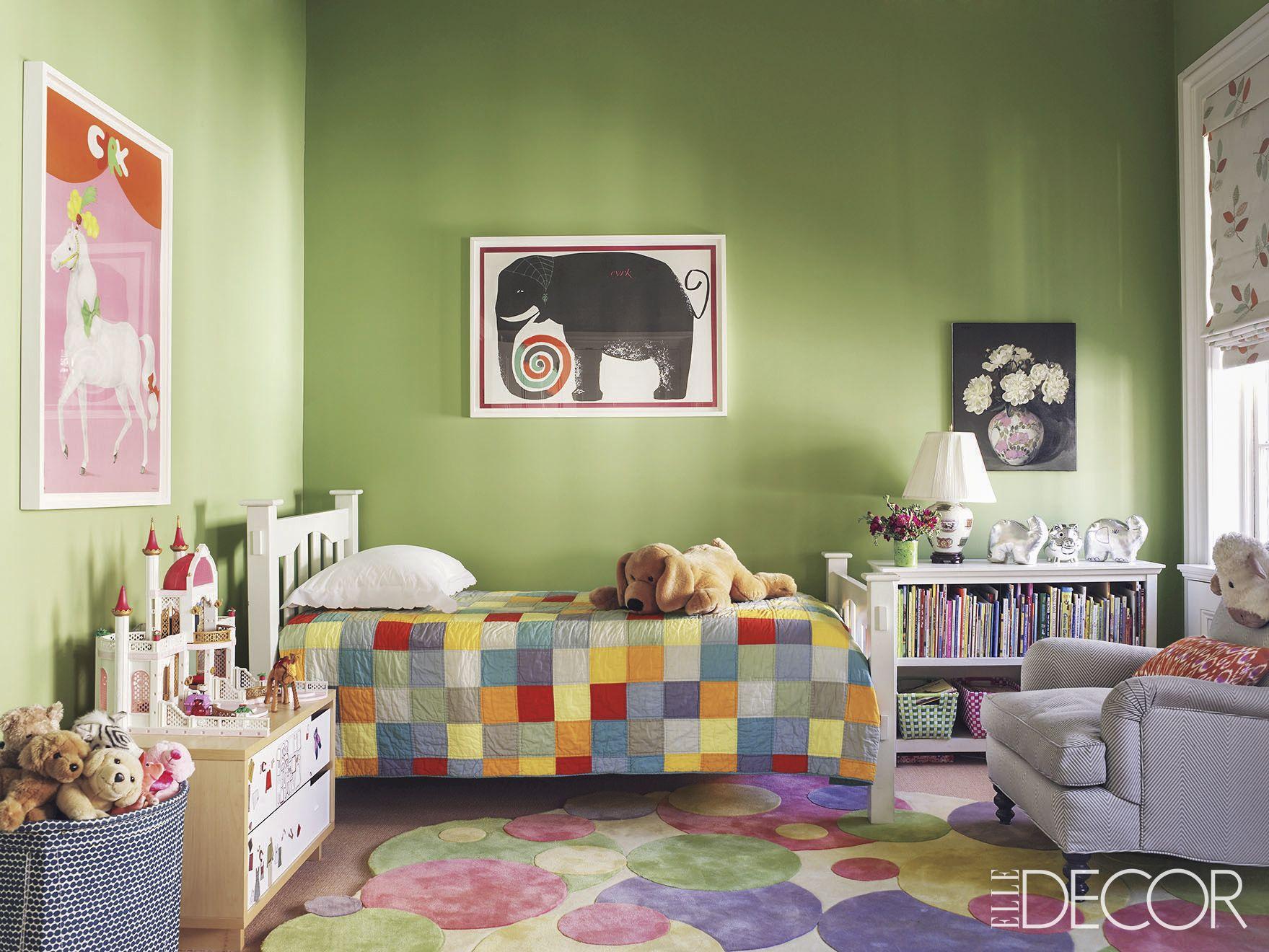 18 Cool Kids' Room Decorating Ideas