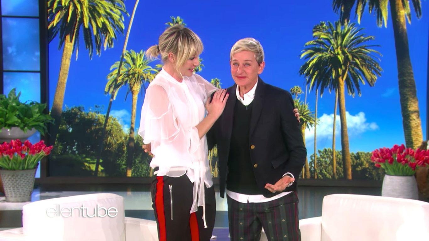 Watch Portia De Rossi Surprise Ellen For Birthday