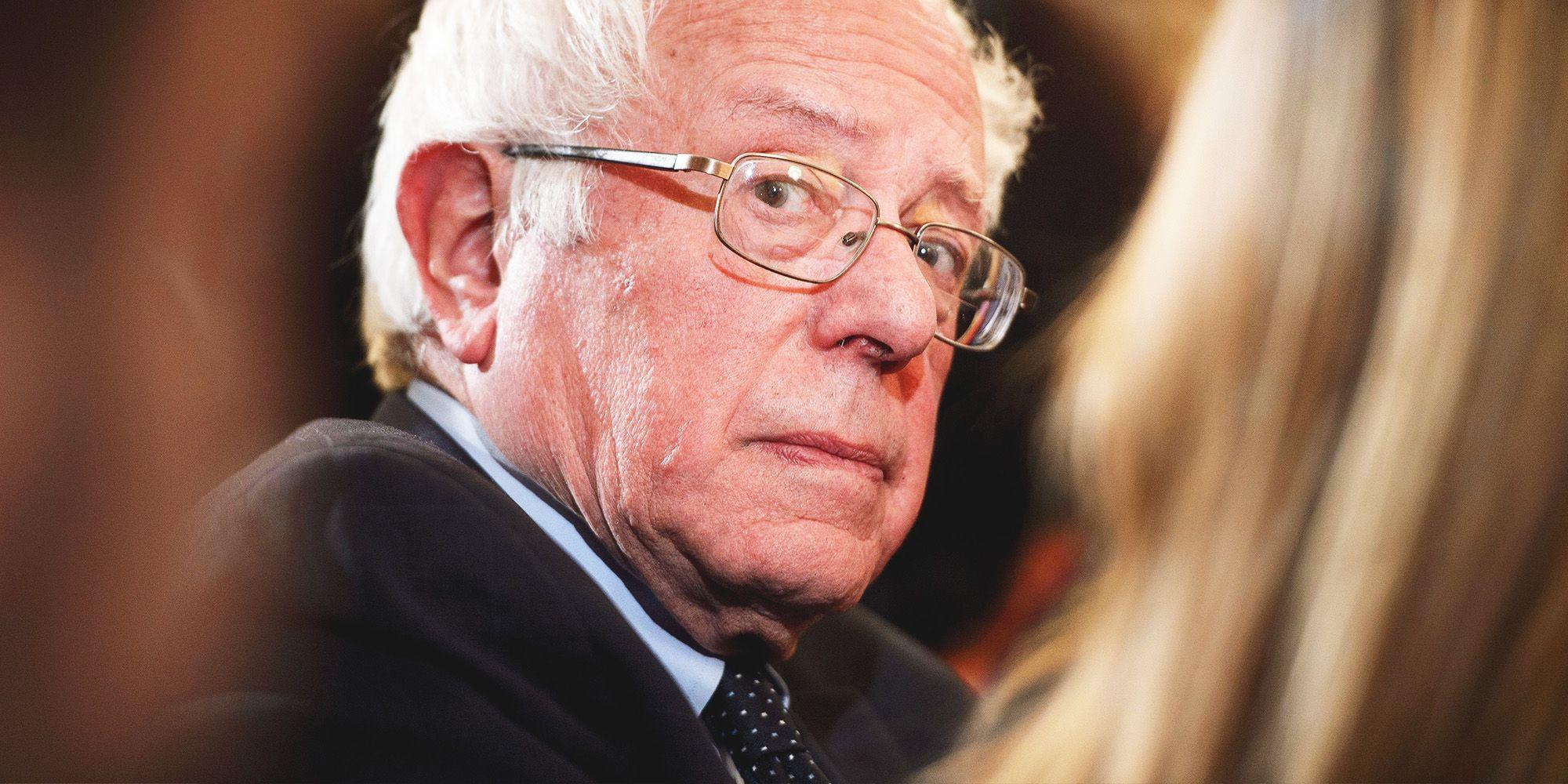 Bernie Sanders Women's Convention