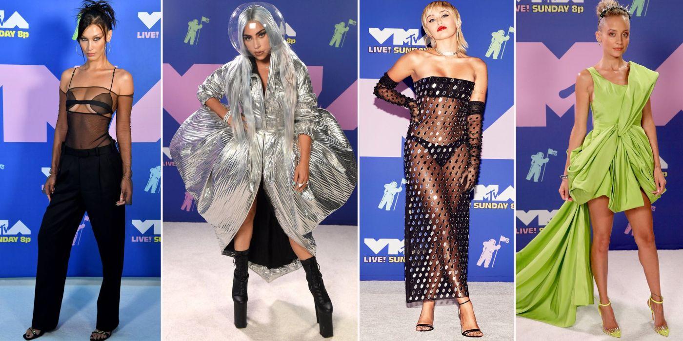 MTV Video Music Awards 2020: los vestidos de la alfombra roja