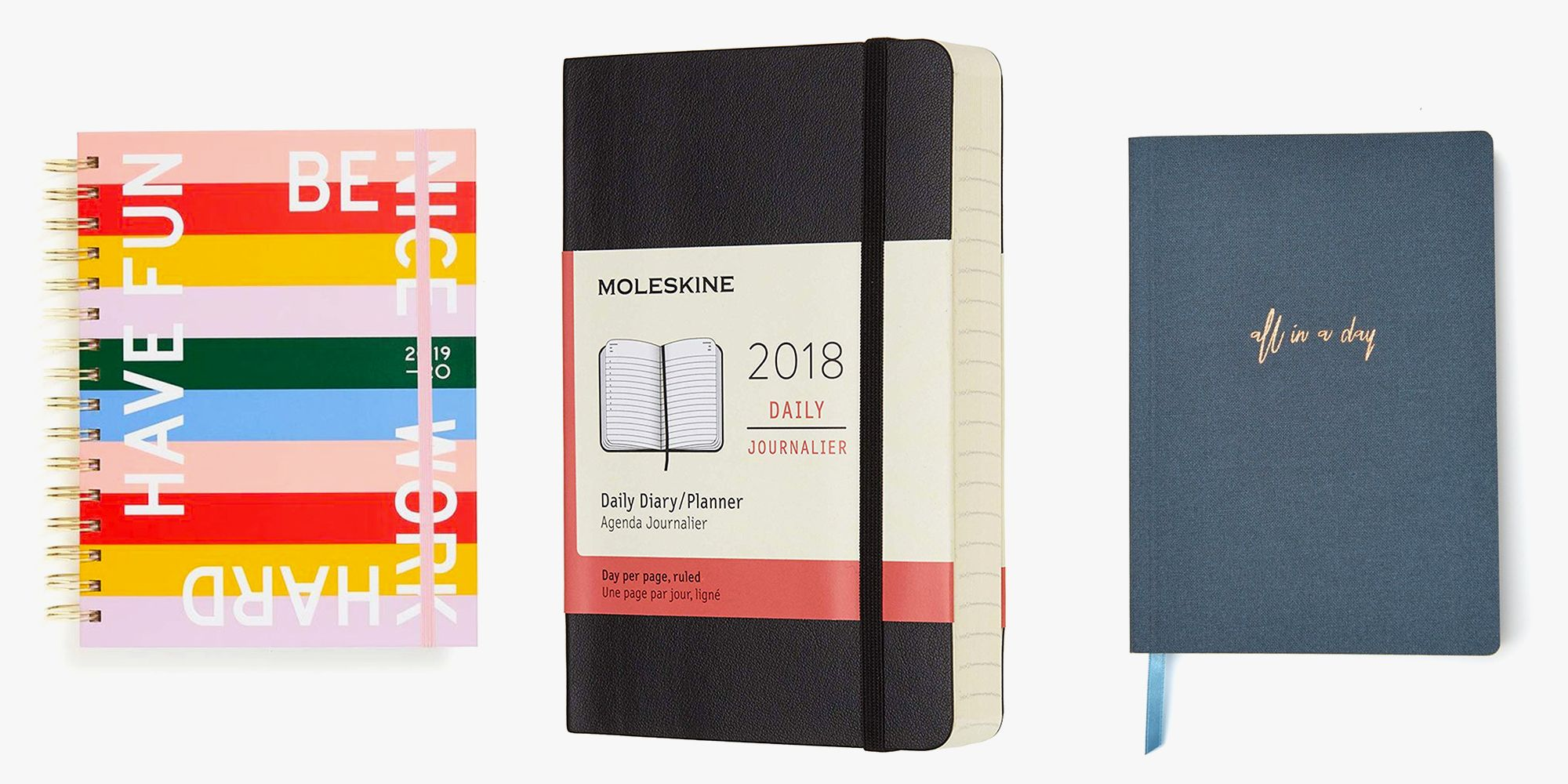 Best Planners 2020.The 13 Best Planners To Get You Actually Organized In 2020