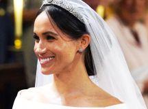 Meghan Markle Wedding Jewelry Details - Meghan Markle Wore ...