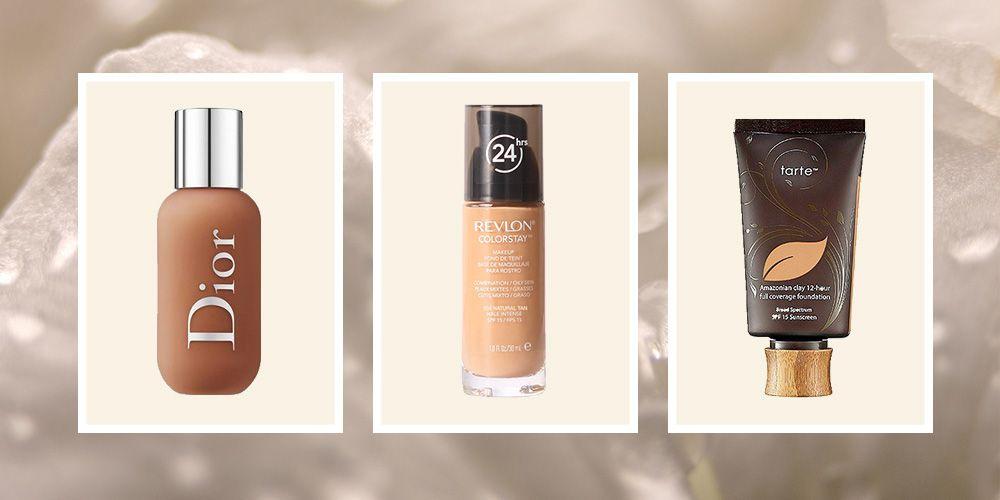 11 Best Waterproof Foundation Makeup Brands - New Water ...