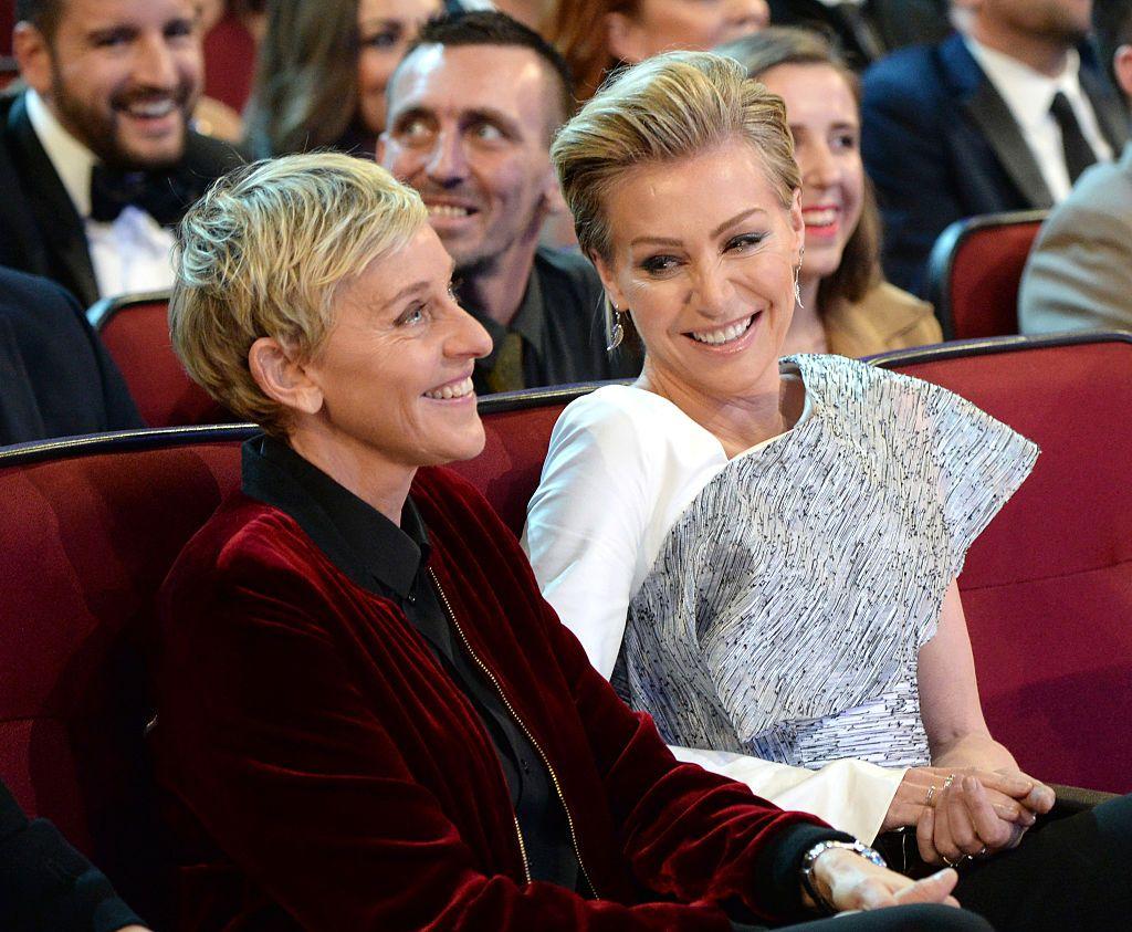 Who Is Ellen DeGeneres's Wife Portia De Rossi?