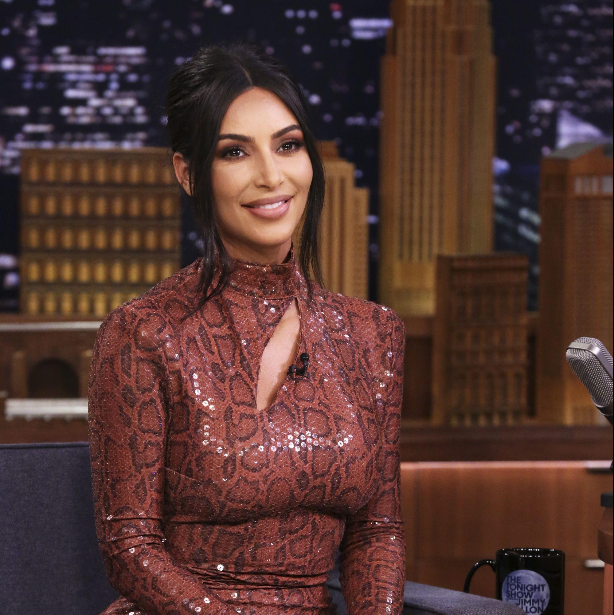 kim kardashian west explains her