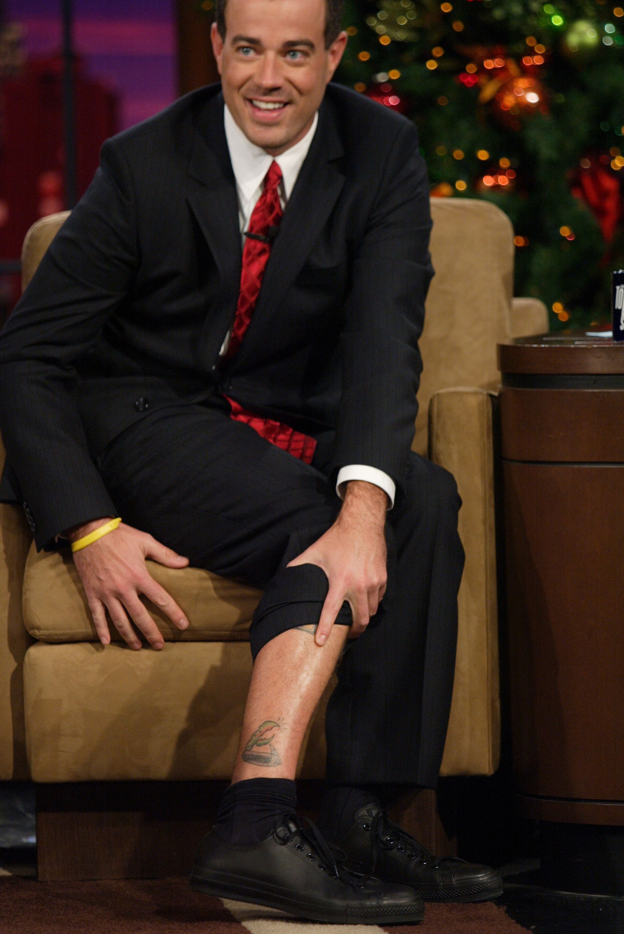 Carson Daly Tattoos : carson, tattoos, Carson, Tattoos, Tattoo, Meanings