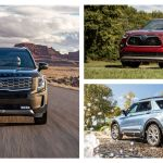 Every 3 Row Mid Size Suv For 2021 Ranked From Worst To Best