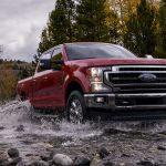2020 Ford Super Duty New F 250 And F 350 Debut With 7 3 Liter Gasoline V8