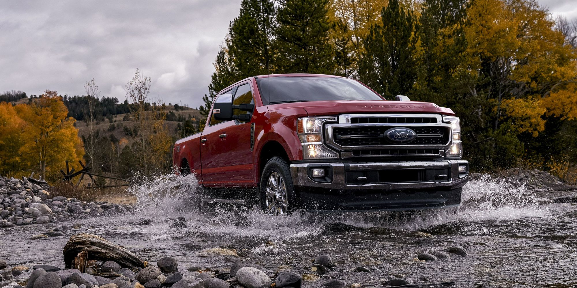 hight resolution of the 2020 ford super duty gets a giant 7 3 liter gasoline v8