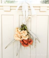 20 Fall Door Decorations - Ideas for Decorating Your Front ...