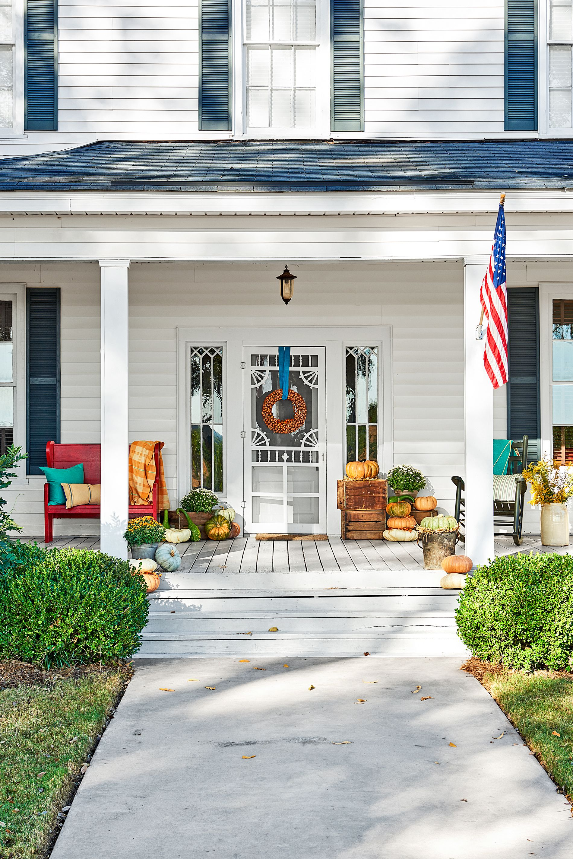 34 fall porch decor ideas best autumn