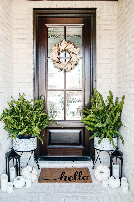 20 best fall porch ideas modern