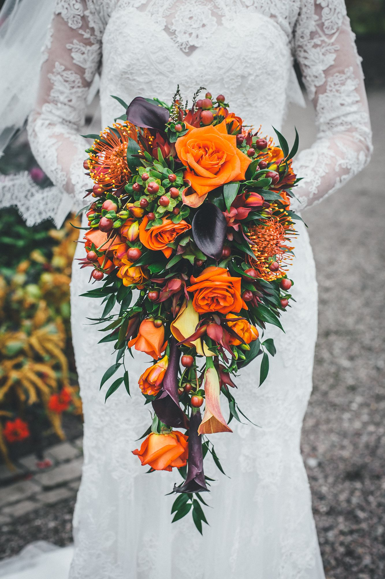 20 Best Fall Wedding Flowers  Wedding Bouquets And Centerpieces For Fall