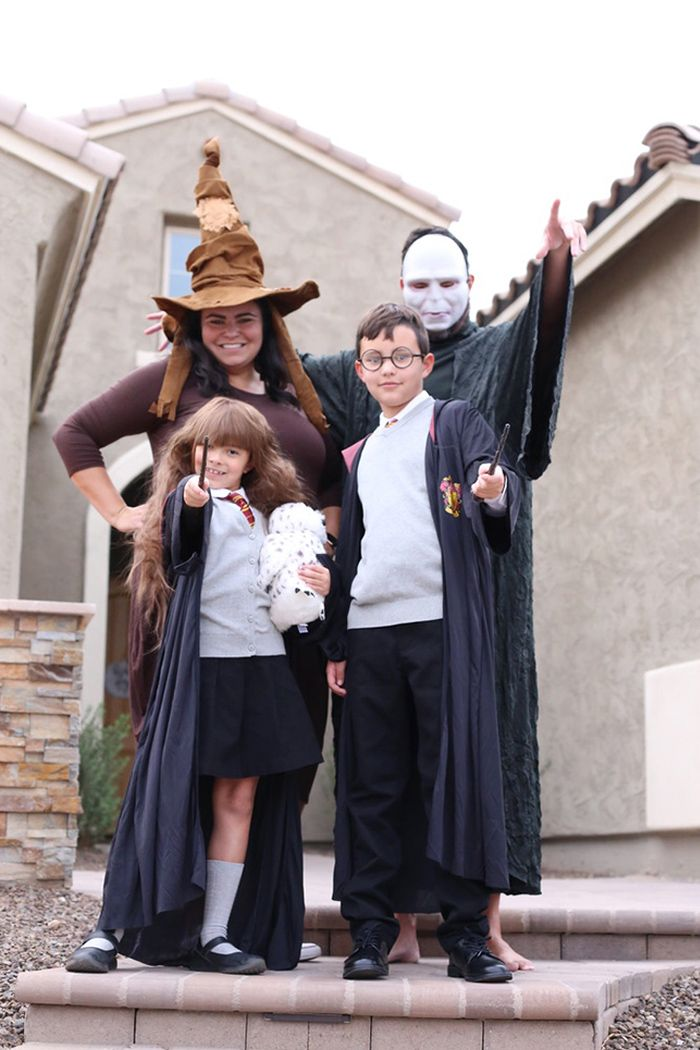 I was wondering what i should make the spear out of and how i sh. 31 Best Family Halloween Costumes 2021 Creative Costumes For Families