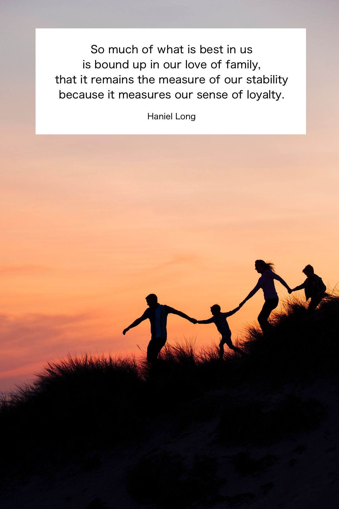 30 best family quotes
