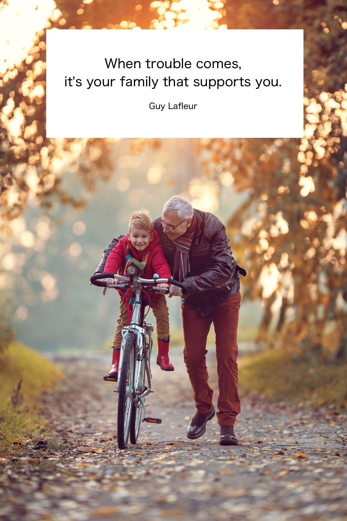 Supporting Quotes : supporting, quotes, Family, Quotes