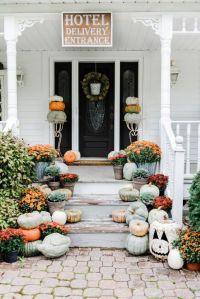 43 Best Outdoor Halloween Decoration Ideas - Easy ...