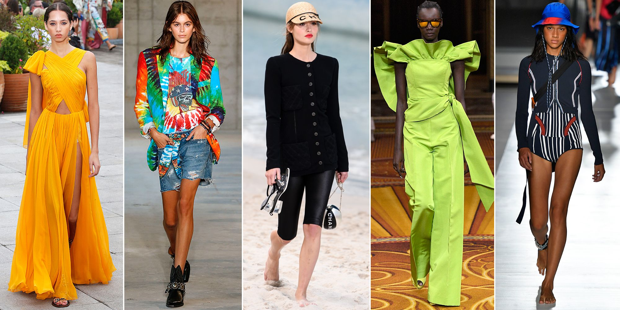 Spring Summer 2019 Fashion Trends: The Fashion Trends You