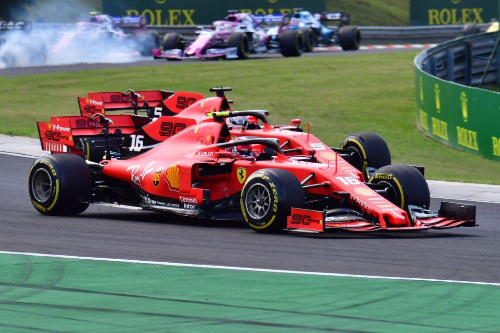 Ferrari Performing like a Mid-Pack Formula 1 Team in 2020