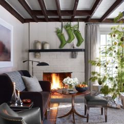 How To Decorate A Living Room With Fireplace 1950s 25 Ideas Best Designs In Every Style Cozy