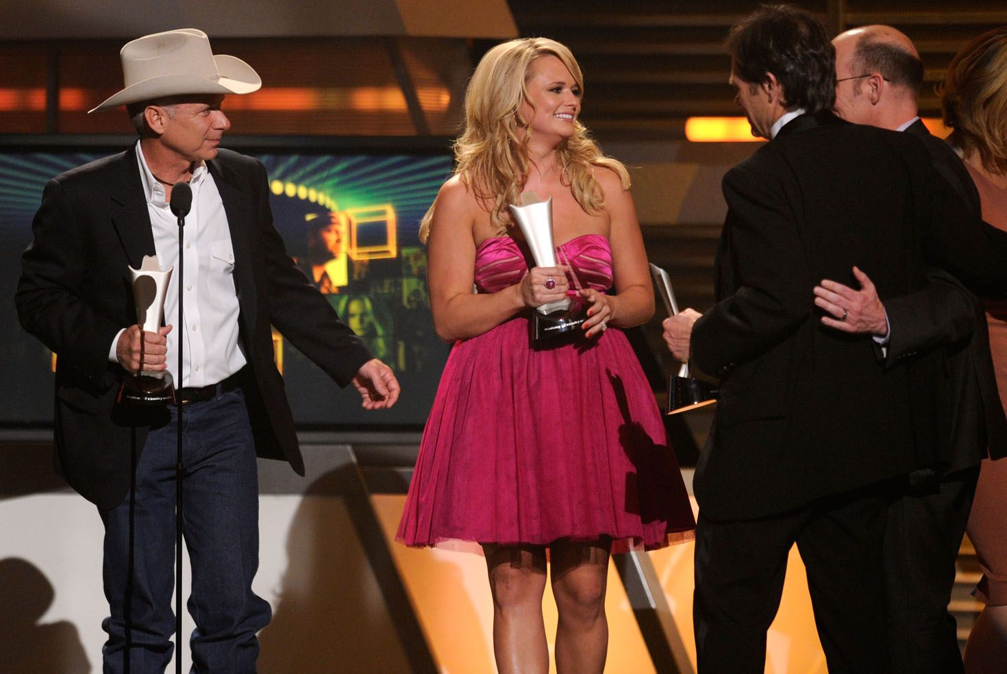 The Most Awkward ACM Award Moments Ever  Uncomfortable