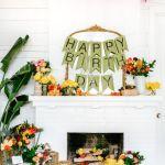 20 Diy Birthday Party Decoration Ideas Cute Homemade Birthday Party Decor