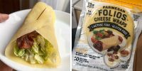 Forget Flour Tortillas  Costco Is Selling Cheese Wraps ...