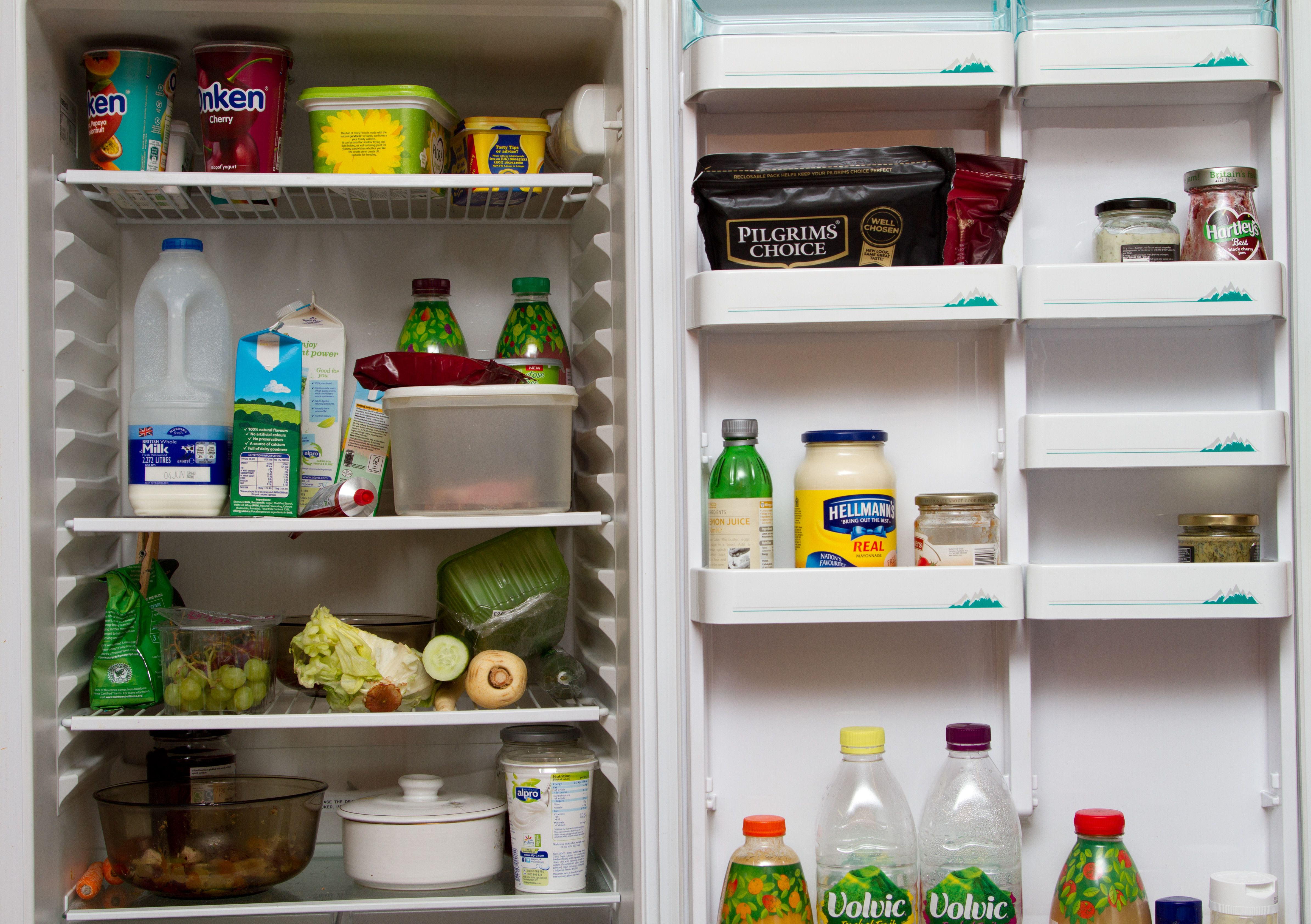 the best storage solutions for an expertly organised fridge