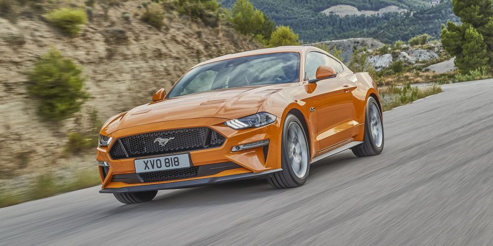 medium resolution of ford is possibly cooking up a hotter mustang gt