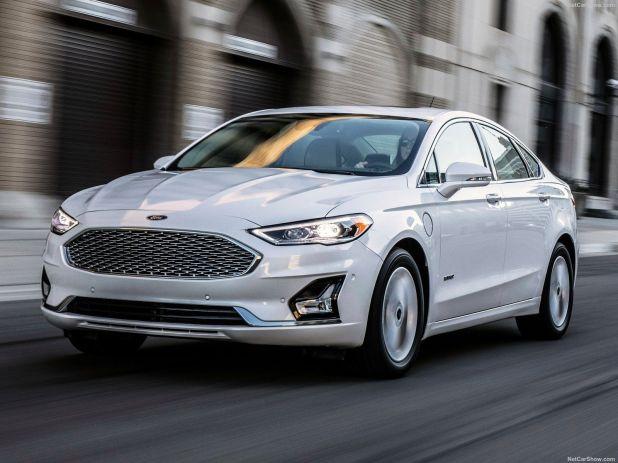 Resultado de imagen para Ford Fusion SUV 2020