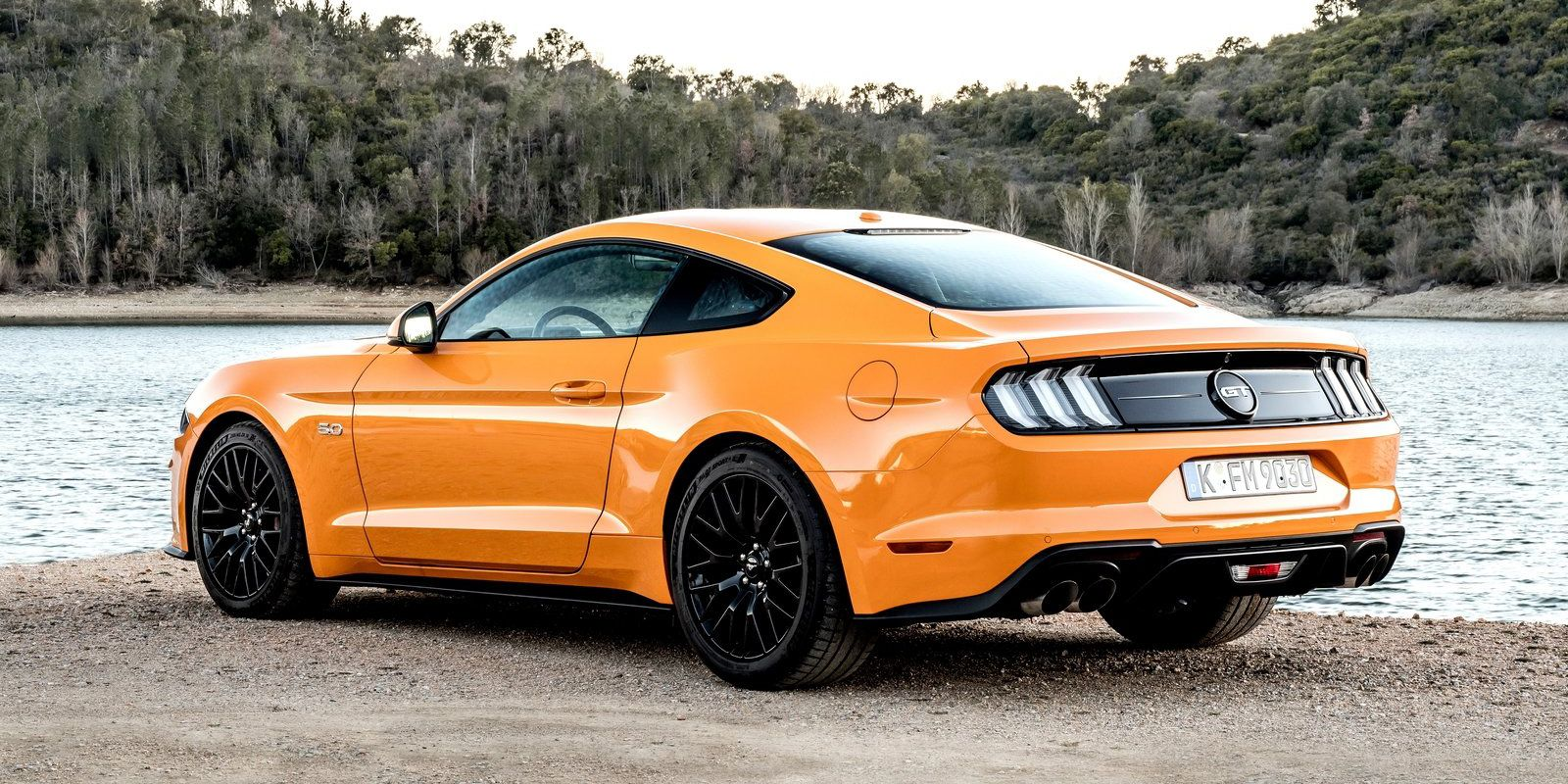2018 ford mustang gt engine coyote 5 0 v8 specs go back gt gallery for gt 2000 mustang v6 engine diagram [ 1600 x 800 Pixel ]