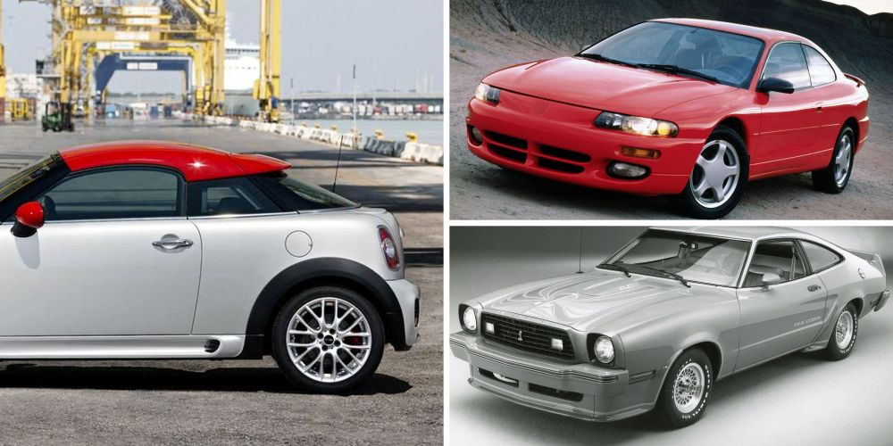 medium resolution of coupes from the 1970s 80s 90s and 2000s you forgot about obscure coupes