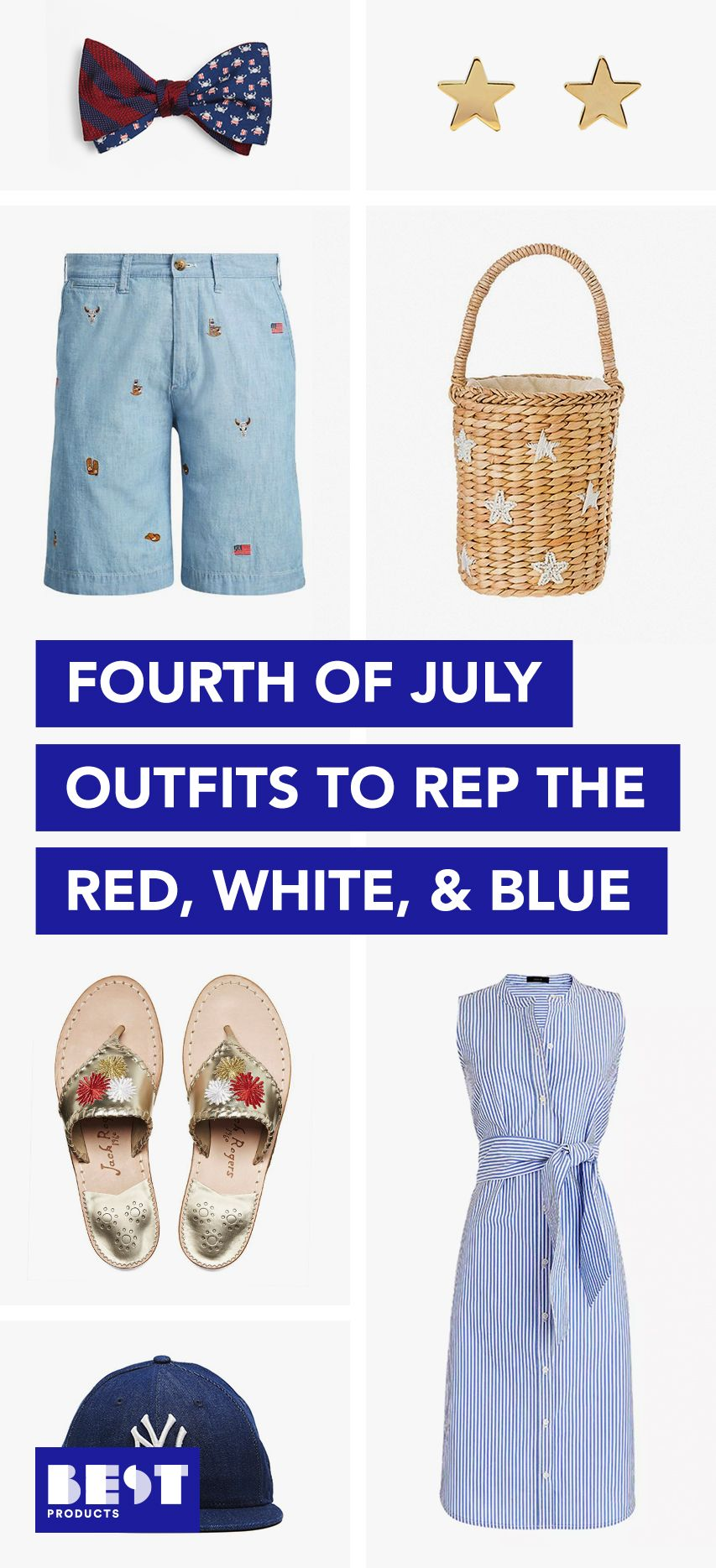fourth of july outfits best 2018