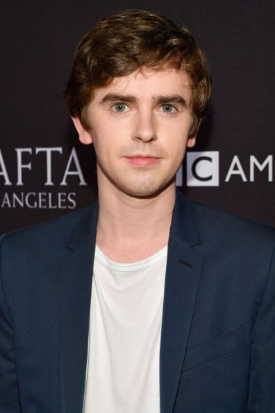 Artis Hollywood: Freddie Highmore