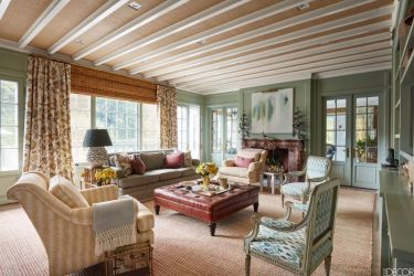 25 French Country Living Room Ideas Pictures of Modern French Country Rooms