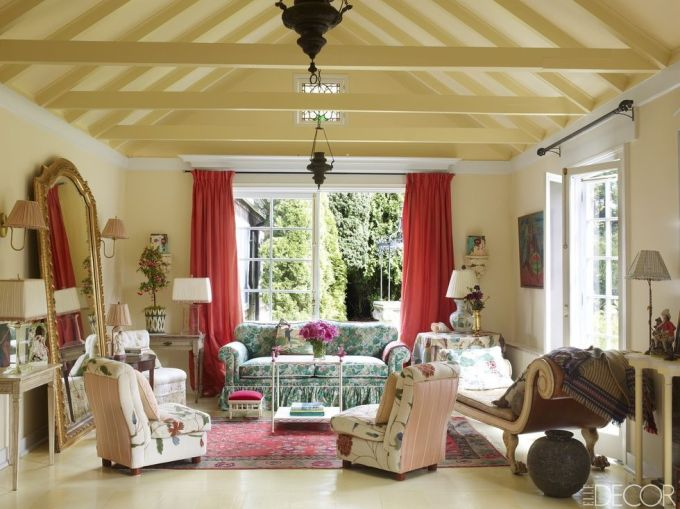 Pics Of French Country Living Rooms | Thecreativescientist.com