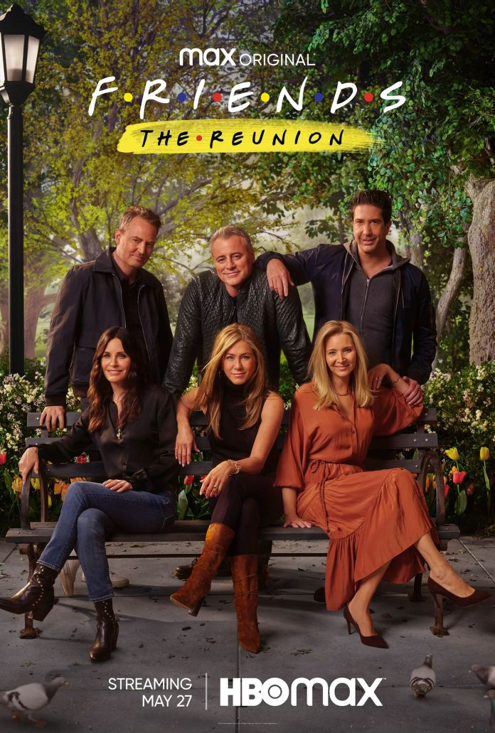 Friends Reunion Special Guide to Release Date, Cast News, and Spoilers