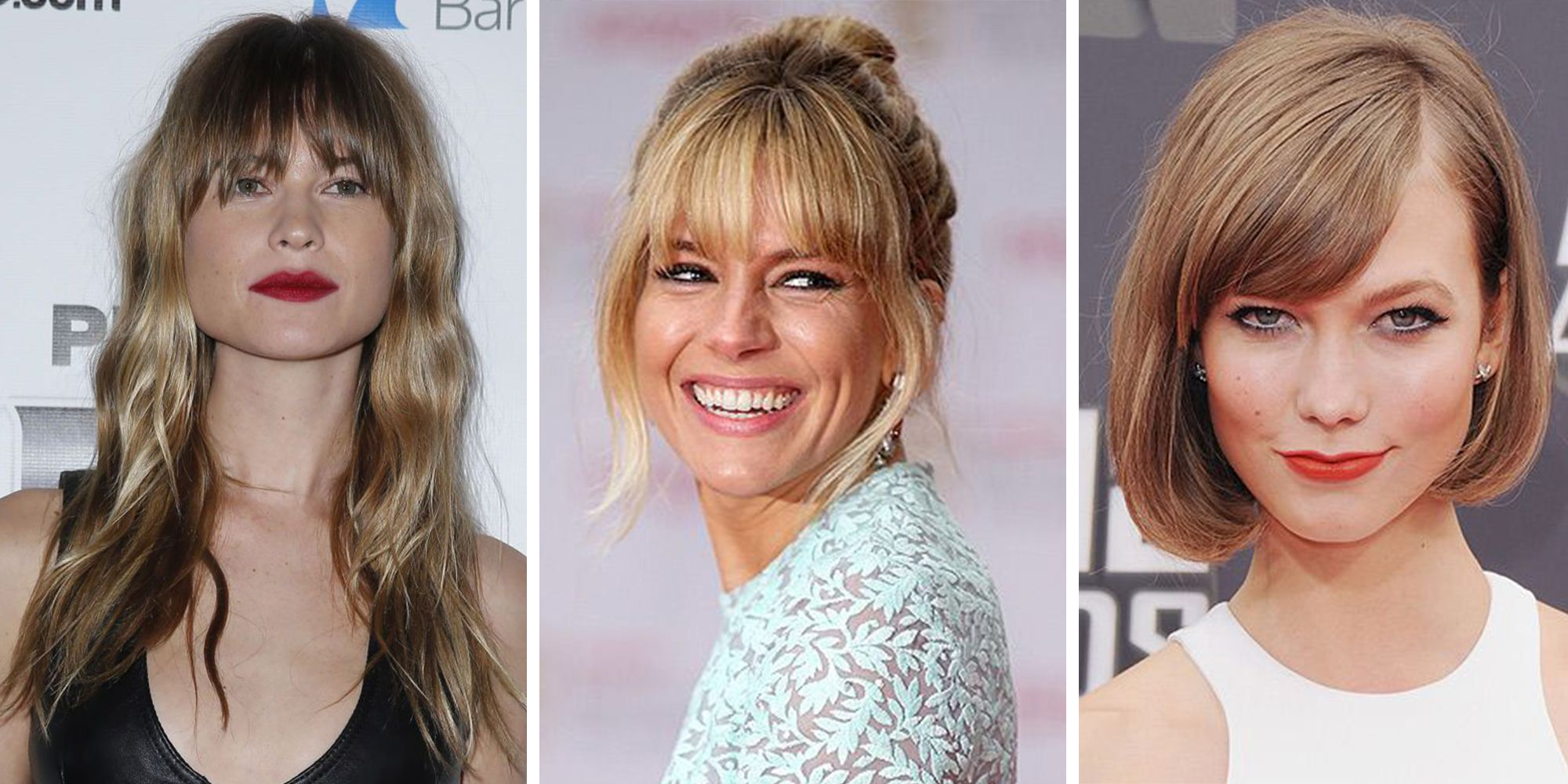 39 Fringe hair cuts for 2018 Women s hairstyle inspiration