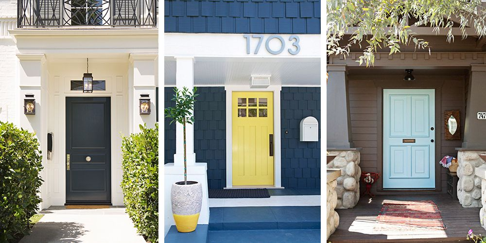 36 Best Front Door Paint Colors Paint Ideas For Front Doors