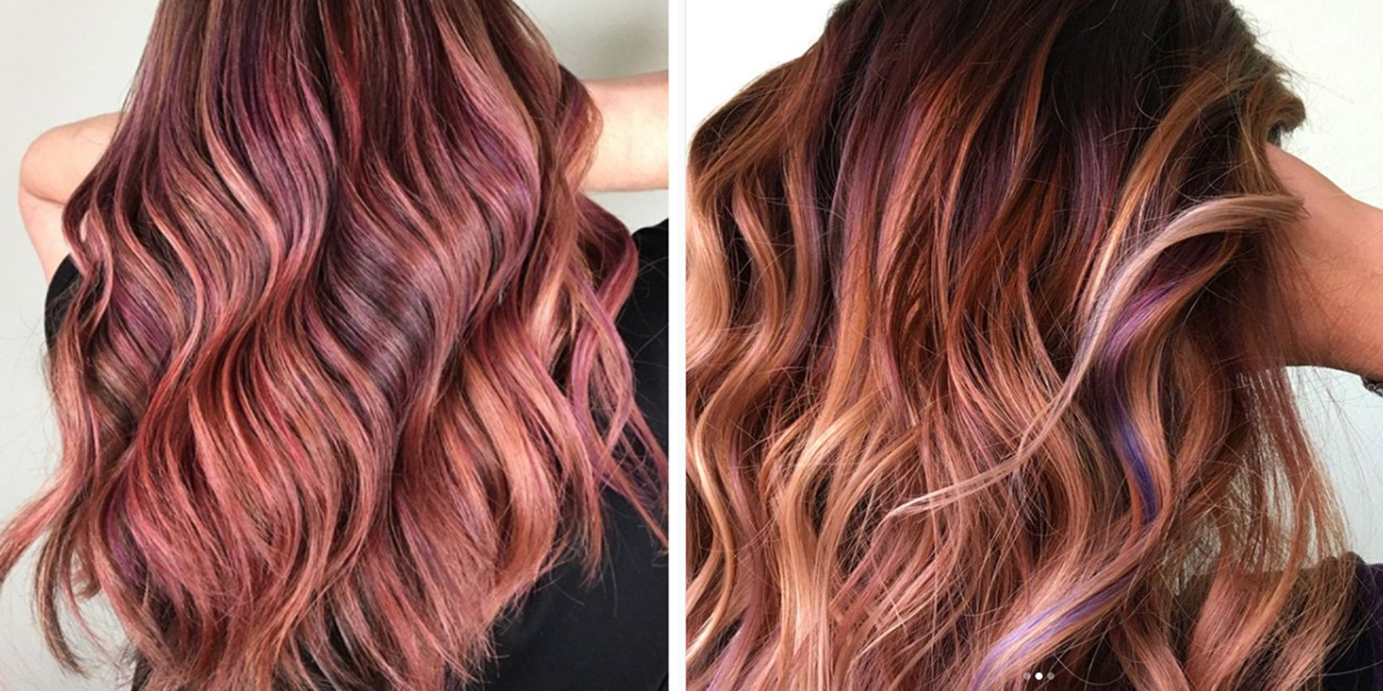 Fruit Juice Hair Is Springs Newest Hair Color Trend
