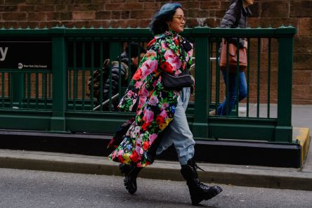 Street Style at New York Fashion Week for Fall 2020 Is Better Than Ever