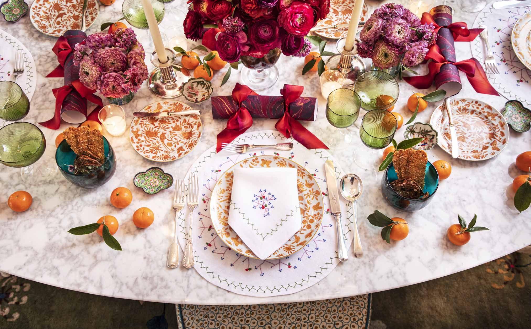 31 best christmas table decor ideas