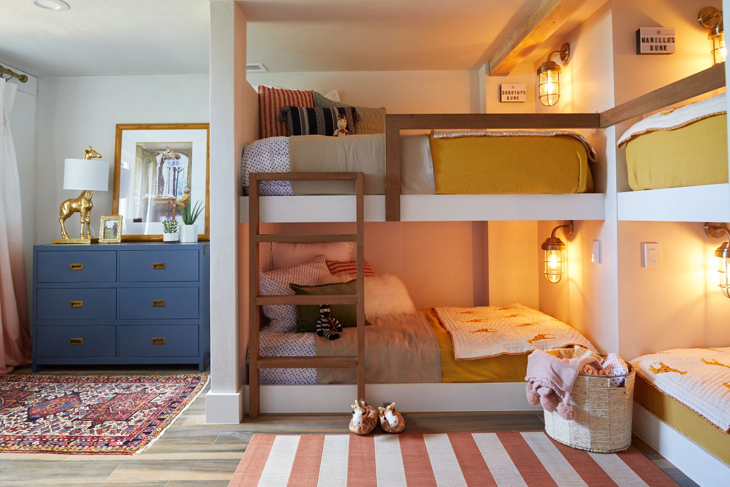 25 Cool Kids Room Ideas  How to Decorate a Childs Bedroom